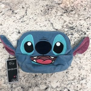 Stitch cosmetic bag